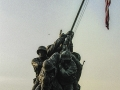 U.S. Marine Corps War Memoria (portrait)
