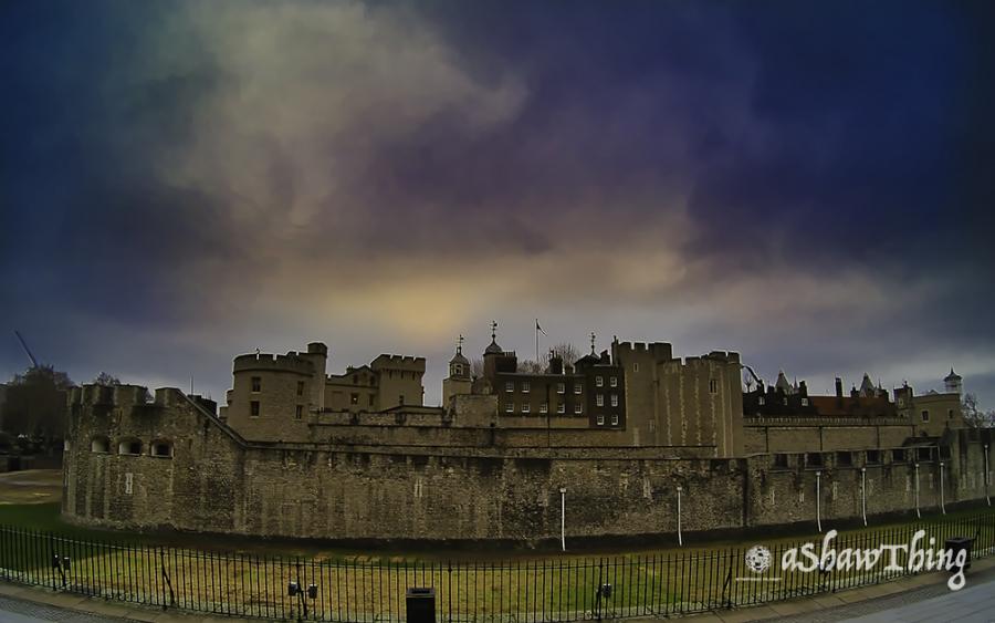Tower of London sunrise