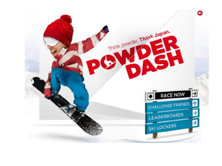 Powder Dash