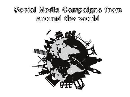 Social Media Across the world