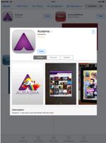 Aurasma App