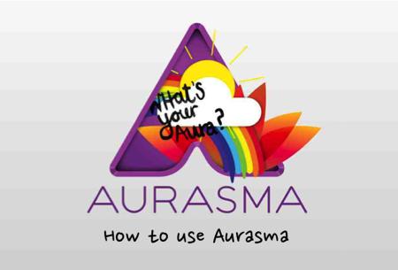 How to use Aurasma