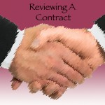Things To Consider When Reviewing A Contract