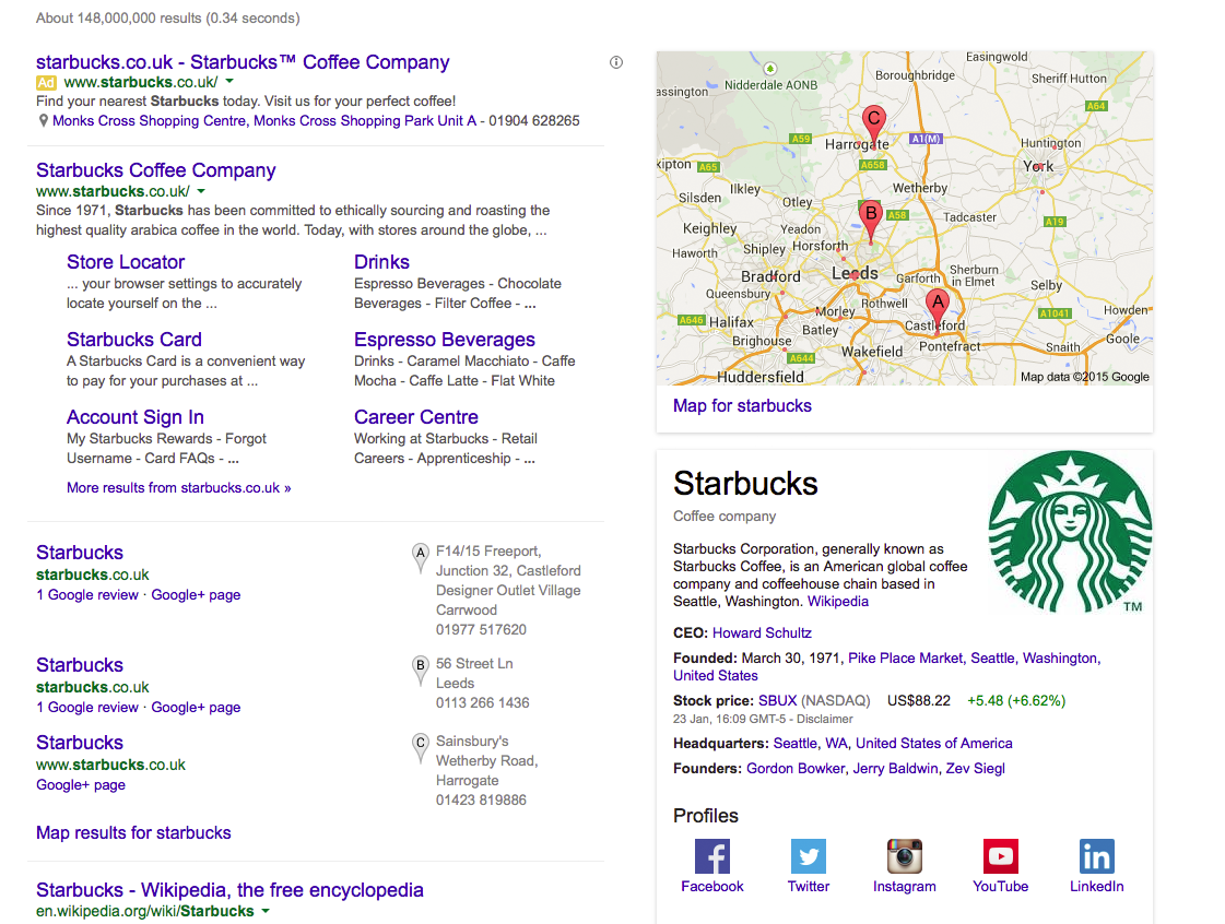 s promotions online starbucks search