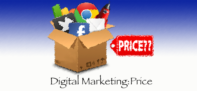 Digital Marketing-Price