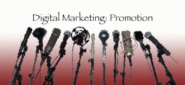 Digital Marketing - Promotion