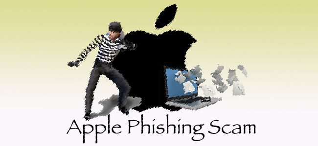 apple phishing example