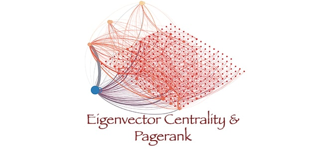 Understanding The Concepts of Eigenvector Centrality And Pagerank